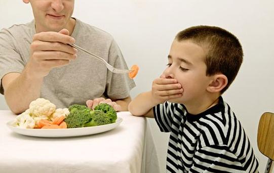 Gangguan Motorik Bisa Sebabkan Anak Susah Makan