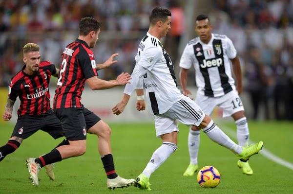 مشاهدة مباراة يوفنتوس وميلان بث مباشر 12-6-2020 كأس إيطاليا