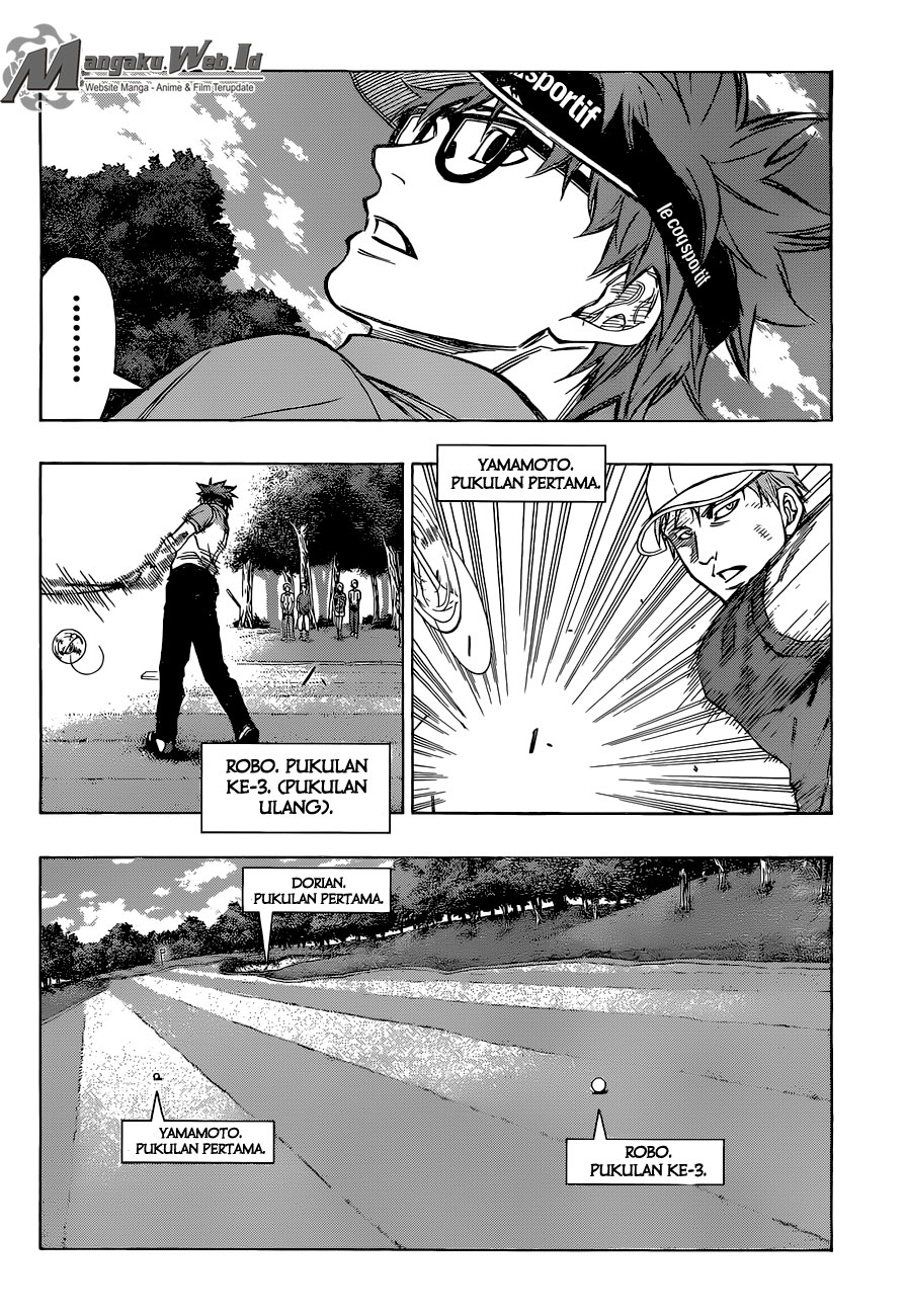 Robot x Laserbeam Chapter 36-5