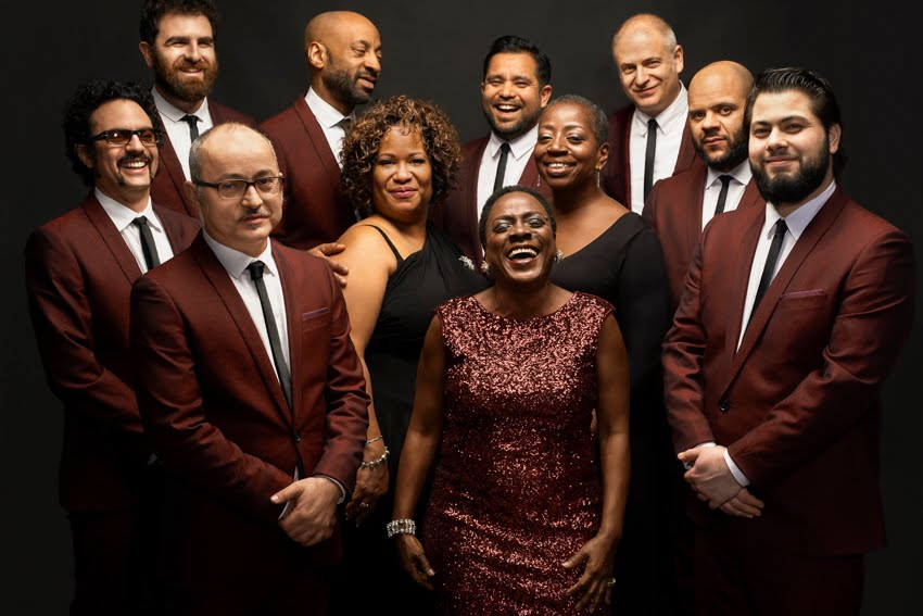 Critics At Large : Long Slow Train: The Soul Music of Sharon Jones