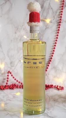 Weihnachtsmütze für Bree Wein Strickanleitung