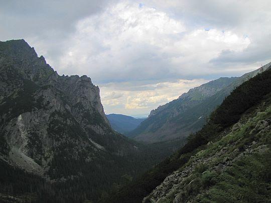 Dolina Białej Wody (słow. Bielovodská dolina, niem. Poduplaskital, węg. Poduplaszki-völgy).