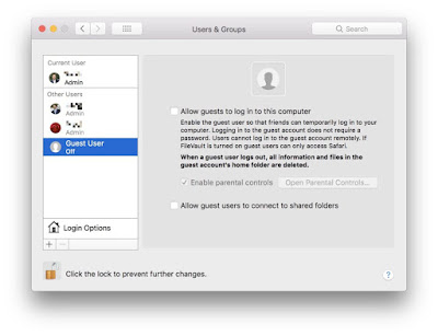 ByPass Login On MacOS High Sierra Without Password- Major Security Bug