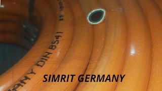 Agen selang Simrit Germany Orange Tiga Lapis melayani pengiriman ke seluruh Indonesia order dan pemesanan wa.081330515560