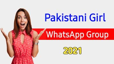 Latest Pakistani WhatsApp Group Links, unlimited Pakistani girl WhatsApp group link