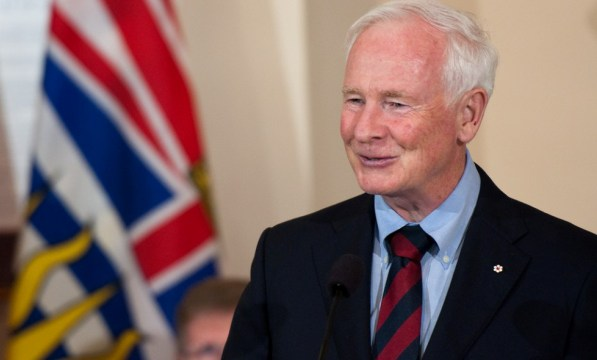 Canada's Governor-General Cautions Against Abolishing the Monarchy