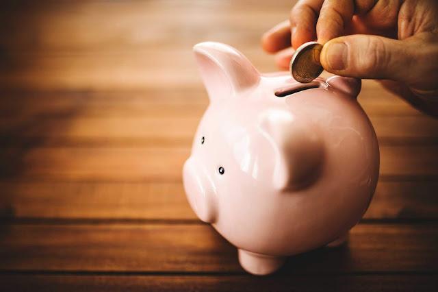 Method of Saving Money