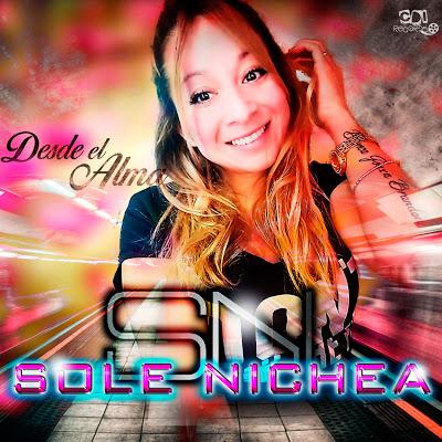 SOLE NICHEA - DESDE EL ALMA - CD DIFUSION 2019