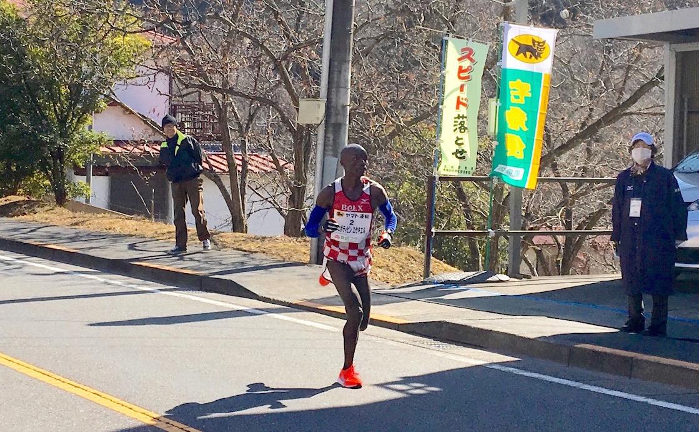 Cheboitibin Breaks Seko's Course Record at Ome 30 km