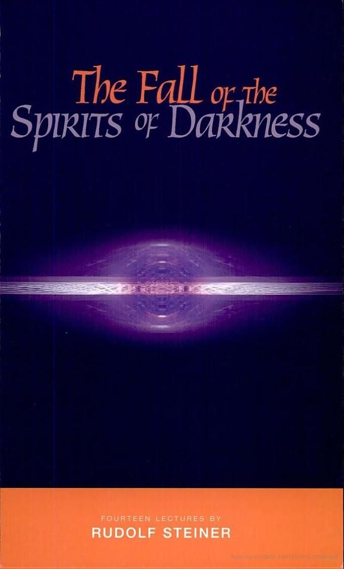 Cambios en el carácter espiritual de la humanidad (Una vacuna contra el Alma) por Rudolf Steiner