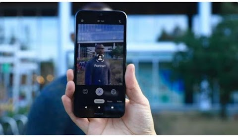 Google Camera Go app with Portrait mode announced for Android Go edition smartphones
