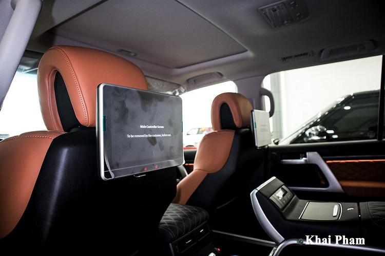 Chi tiết Toyota Land Cruiser 2020 nhập Trung Đông hơn 9 tỷ đồng ở Hà Nội