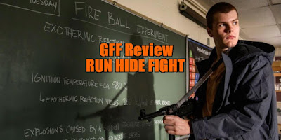 run hide fight review