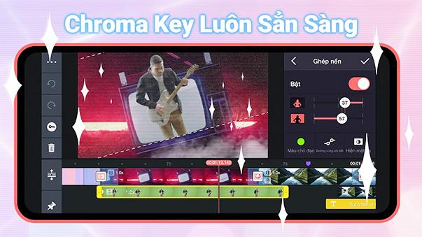 KineMaster Pro - App chỉnh sửa video trên điện thoại, máy tính e