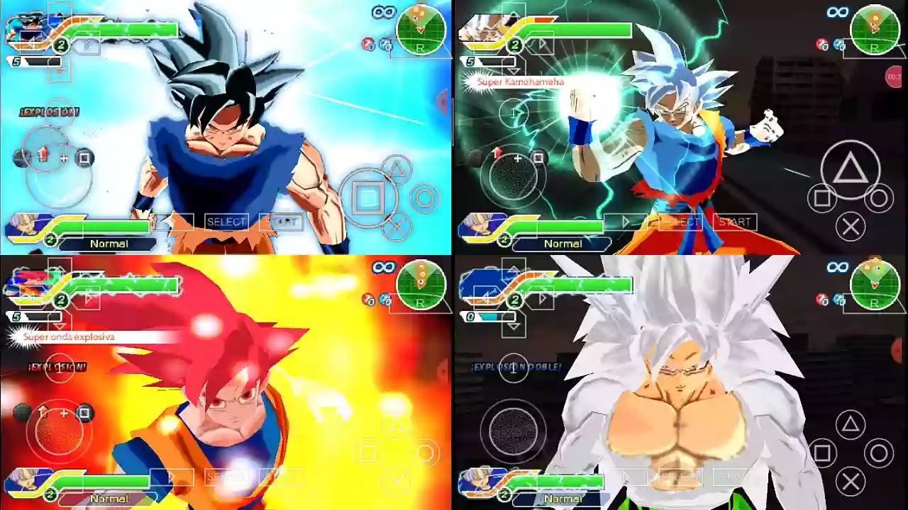 New Dbz ttt mod Download Goku MUI