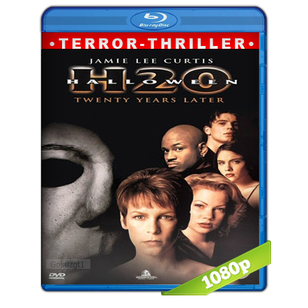 Halloween 7 (1998) BRRip Full 1080p Audio Trial Latino-Castellano-Ingles 5.1