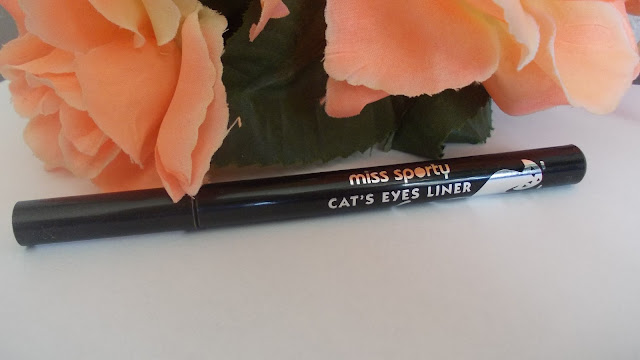 Cat's Eyes Liner od Miss Sporty :)