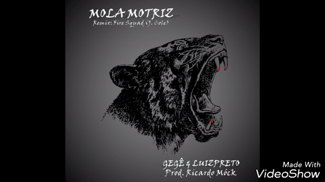 "Gegê & LuizPreto lançam o som "" MOLA MOTRIZ""| Prod. Ricardo Móck [Remix: Fire Squad - J. Cole]"