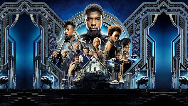 Black Panther Movie 2018 4k Wallpapers
