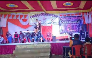 रेल्वे कालोनी आमला में सरस्वती पूजन कार्यक्रम का भव्य आयोजन