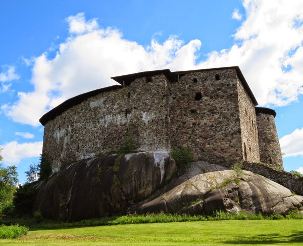 kivilinna Suomi slott Raseborg snappertuna stone castle