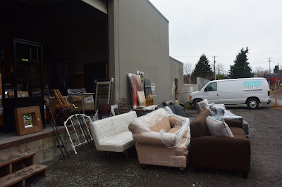 Open house staging for Furniture u village seattle
