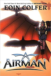 Review: Airman by Eoin Colfer (repost)