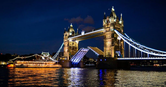 London Tower Bridge – Travel in UK