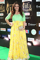 Sridevi Telugu Actressi in green Yellow Anarkali Dress at IIFA Utsavam Awards 042.JPG