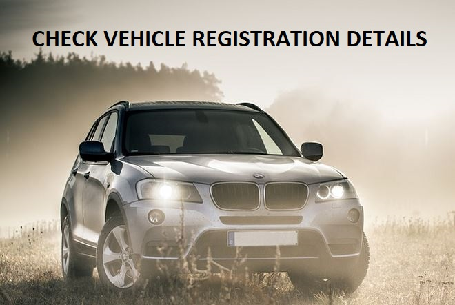 Guide to Check Vehicle Registration Online