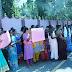 நிந்தவூரில் பெண் உத்தியோகத்தர் மீதான தாக்குதலை கண்டித்து மட்டக்களப்பில் கண்டன ஆர்ப்பாட்டம்