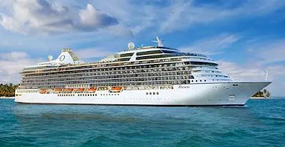 Oceania Cruises' Riviera - Popular among luxury passengers in Europe