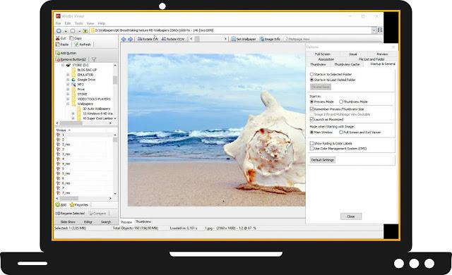WildBit Viewer  : Ταχύτατο πρόγραμμα προβολής και επεξεργασίας εικόνας