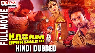 Kasam Uparwale Ki 2017 Hindi Dubbed WEBRip 480p 350Mb x264