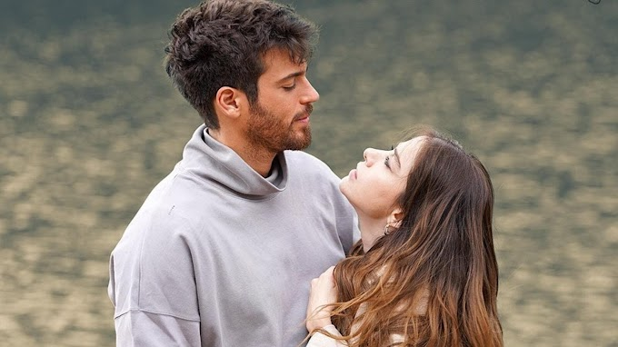Can Yaman: Özge Gürel could be the testimonial of the perfume that sponsors the actor