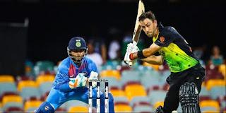 Australia vs India 1st T20I 2018 Highlights