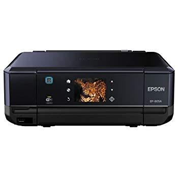 Epson Colorio EP-905Aドライバーダウンロード