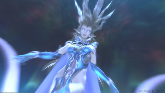 Final Fantasy XIV: Guardian-Forces