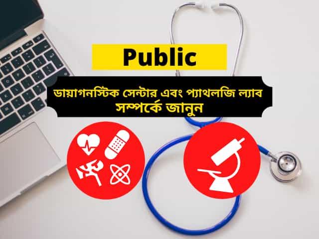 Public Pathologycal Lab in Raghunathganj   Jonotaa