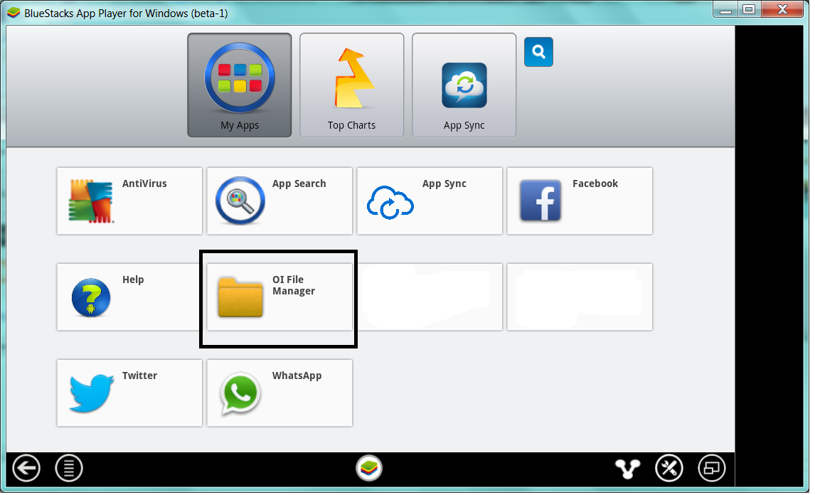 file manager android