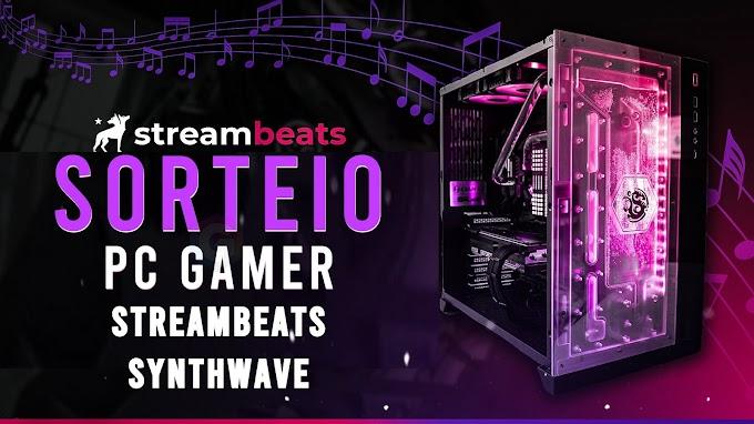 Sorteio do PC Gamer StreamBeats Synthwave