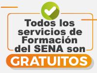 servicios del SENA gratis