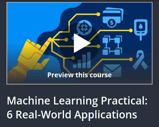 best online course for machine learning with python, best machine learning course in india, best advanced machine learning course.