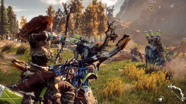 Jogos mais esperados de 2017 para PlayStation 4: Horizon Zero Dawn
