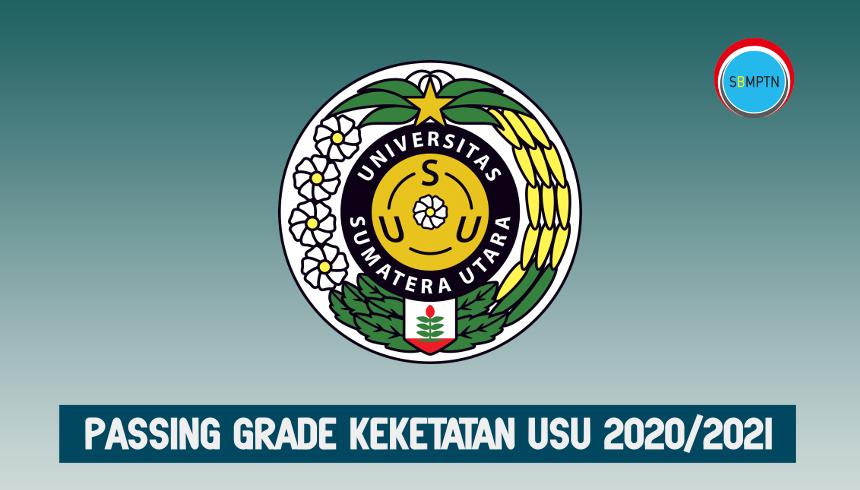 Passing Grade Keketatan Prodi USU