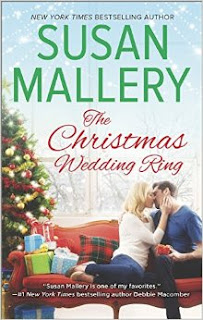 The Christmas Wedding Ring by Susan Mallery book cover