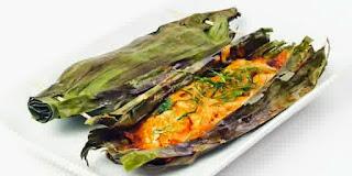 Kuliner Indonesia - Pepes Ikan