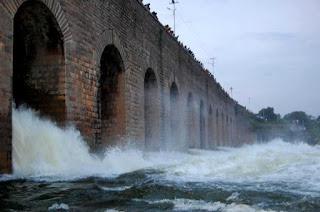 تلنگانہ: اہم ذخائر آب ،تالابوں اور کنٹوں میں پانی کی سطح خطرے کے نشان تک پہنچ گئی