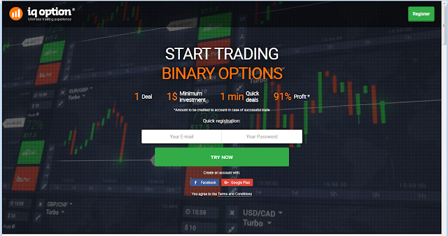 Website IQ Option