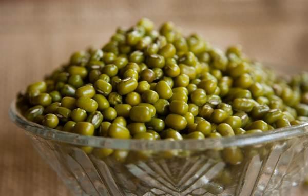 kacang hijau kaya Asam Folat